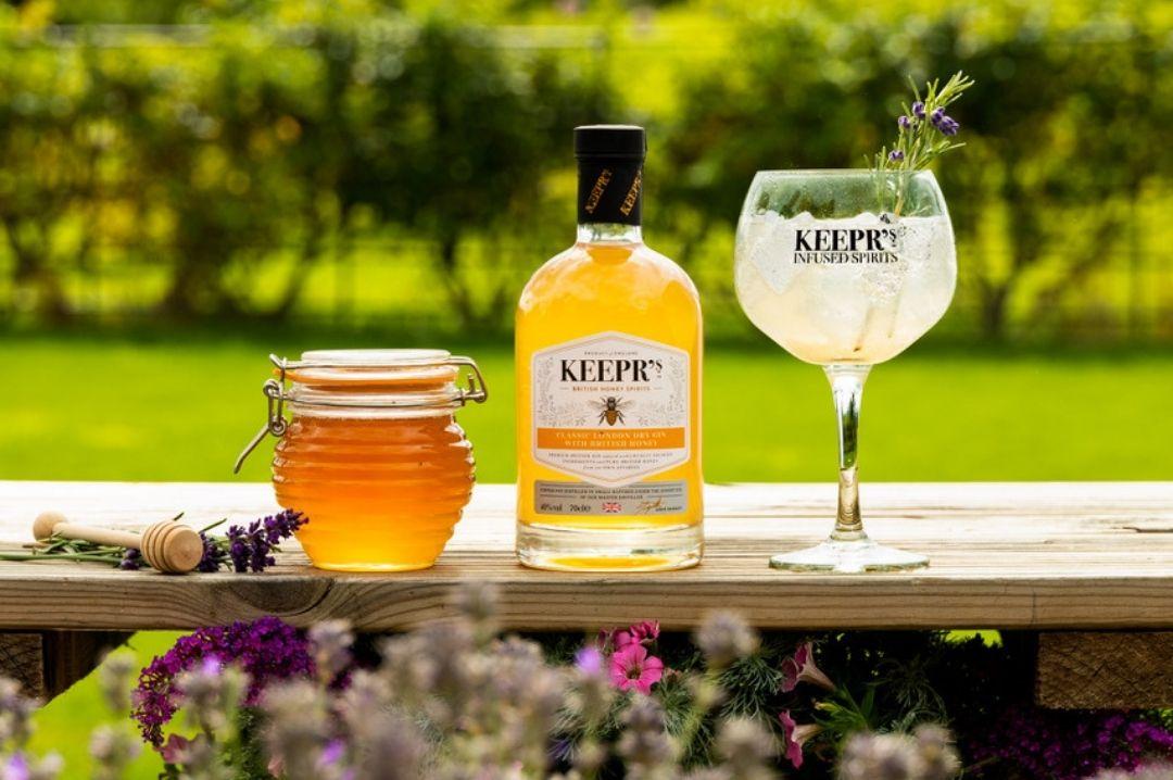 Keepr's Gin